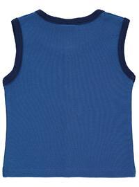 Blue - Baby Vest