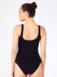 Black - Swimsuit