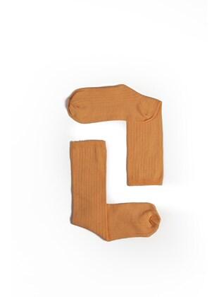 Orange - Socks