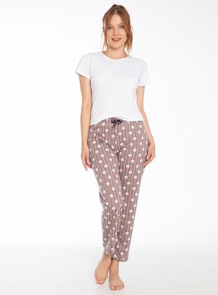 Mink - Multi - Pyjama