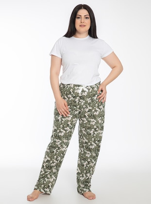 Green - Multi - Pyjama