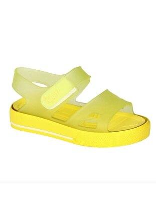 Yellow - Boys` Sandals