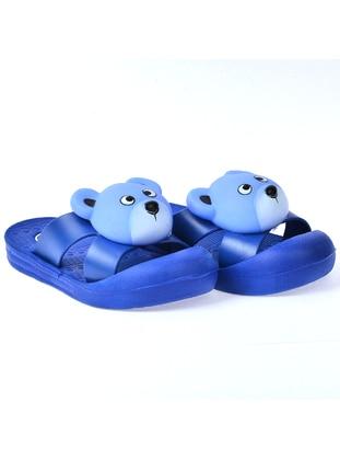 Blue - Boys` Slippers