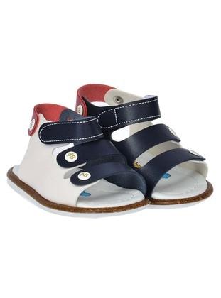 Black - Boys` Sandals