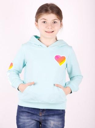Mint - Girls` Sweatshirt