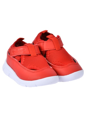Sport - Red - Girls` Shoes