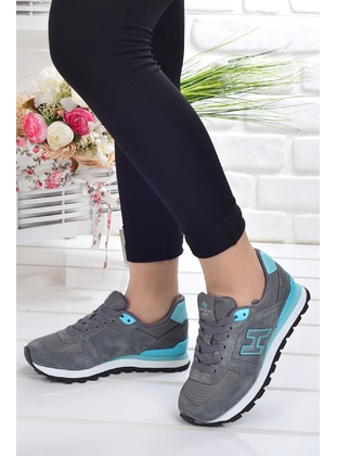 Sport - Gray - Sports Shoes