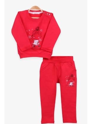 Coral - Baby Sweatpants