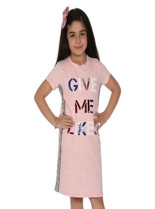 Pembe Melanj - Girls` Dress