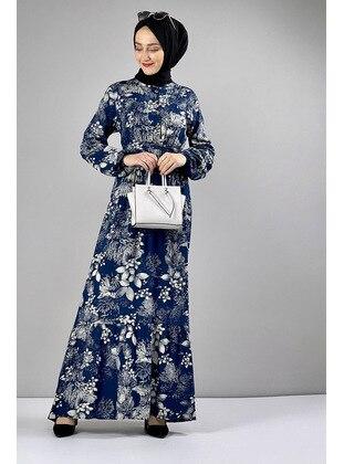 Petrol - Modest Dress