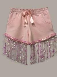 Powder - Cotton - Girls` Shorts