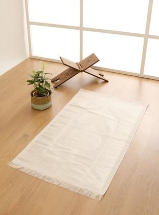 Cream - Prayer Rugs