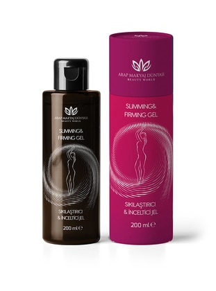 Sliming and Firming Gel