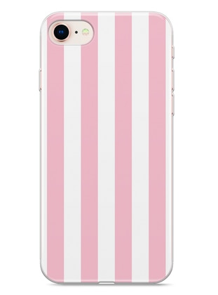 White - Pink - Phone Cases
