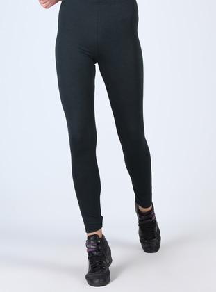 Black - Legging - Meliana