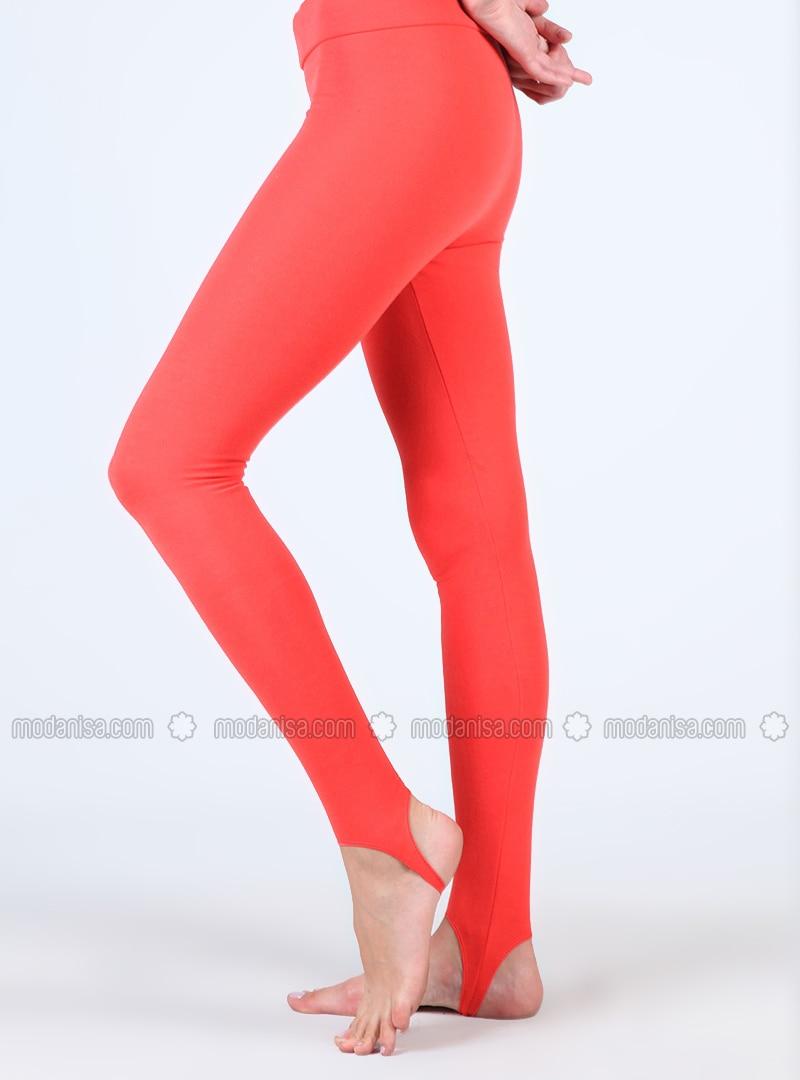 Orange - Legging