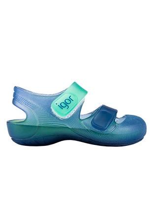 Blue - Boys` Beach Shoes