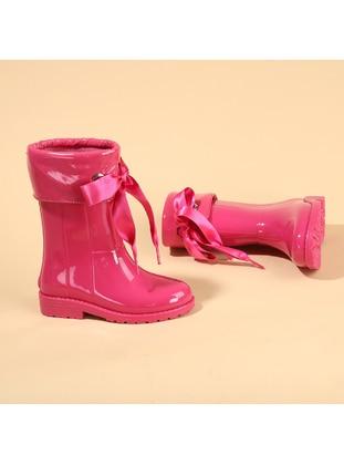 Fuchsia - Girls` Boots