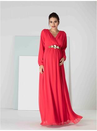 Multi - Maternity Evening Dress