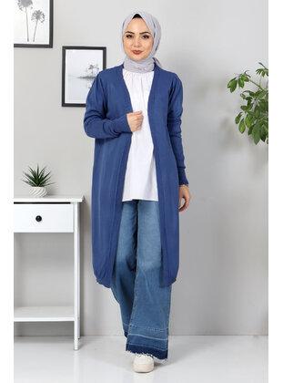 Indigo - Knit Cardigans
