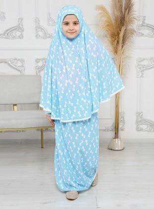 Cotton - Girls Prayer Dress
