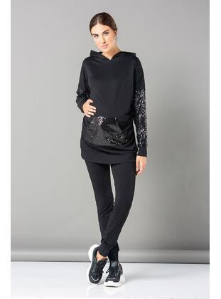 Multi - Maternity Tunic / T-Shirt - IŞŞIL