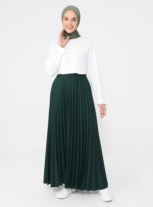 Emerald - Unlined - Skirt - Refka