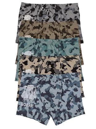 Multi - Multi - Kids Underwear