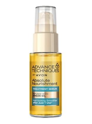 Advance Techniques Argan Oil Infused Nourishing Hair Serum 30 Ml.
