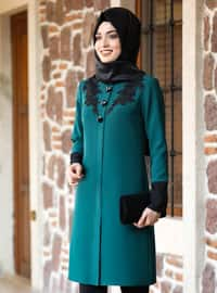 Emerald - Crepe - Suit
