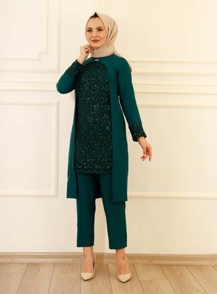 Emerald - Unlined - Suit