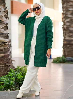Emerald - Unlined - Knit Cardigans