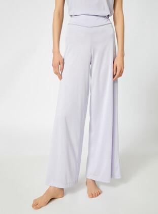 Lilac - Pyjama Bottoms