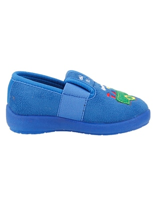 Casual - Blue - Kids Home Shoes