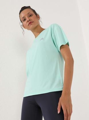 Mint - Activewear Tops