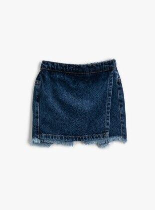 Indigo - Girls` Shorts - Koton
