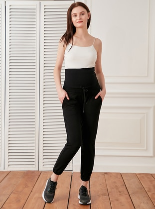 Cotton - Maternity Sweatpants