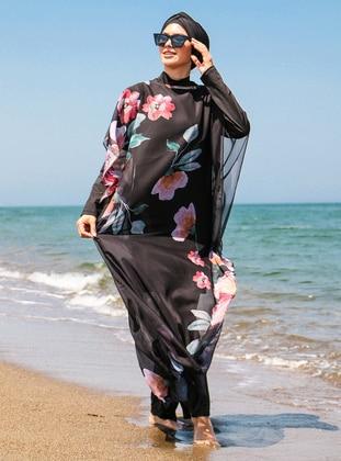 Unlined - Multi - Multi - Beach Dress - Marina Mayo
