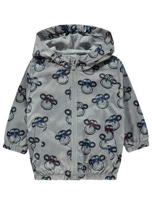 Gray - Baby Raincoats