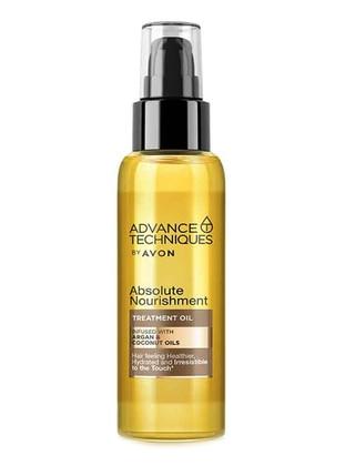 Advance Techniques Argan ve Coconut Oil Infused Hair Care Oil 100 Ml.