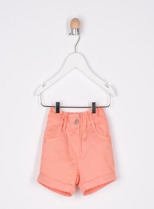 Salmon - Baby Shorts