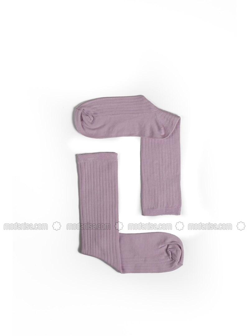 Lilac - Socks