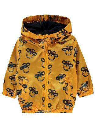 Mustard - Baby Raincoats