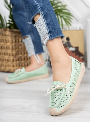 Casual - Mint - Casual Shoes