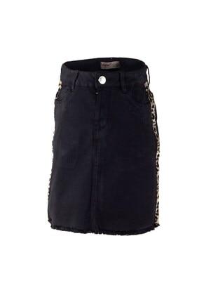 Black - Girls` Skirt - Silversun