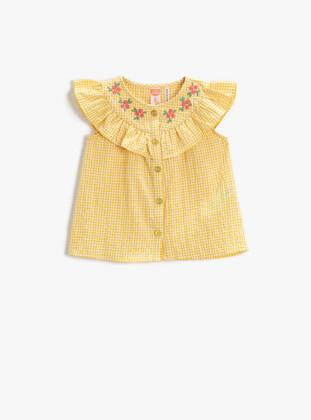 Yellow - baby shirts
