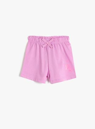 Lilac - Baby Shorts
