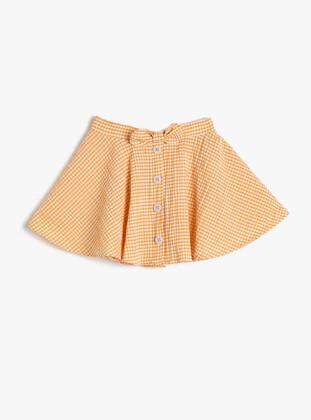 Mustard - Baby Skirt