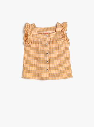 Mustard - baby shirts