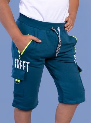 Petrol - Boys` Shorts